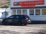 Auto reparieren, Michael Haude, Unfall